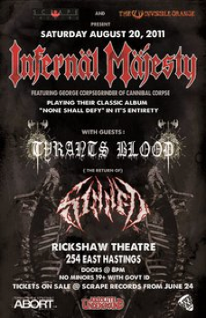 Infernal Majesty